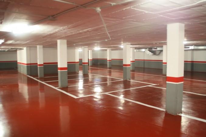 Rehabilitación Garajes