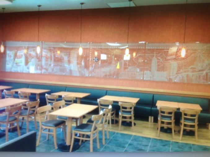 Restaurante Subway Maremagnum