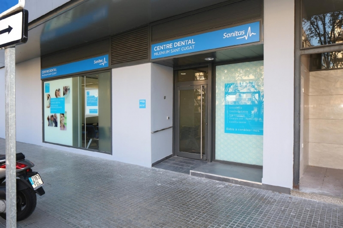 Centre Dental Sanitas